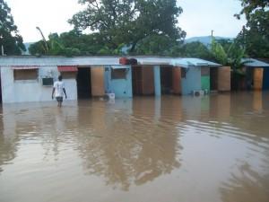 The devastating flooding